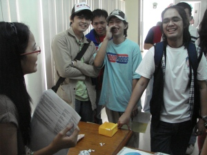 Pic spam from the 2009 Nihongo Center Open House