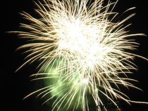 Fireworks, duh