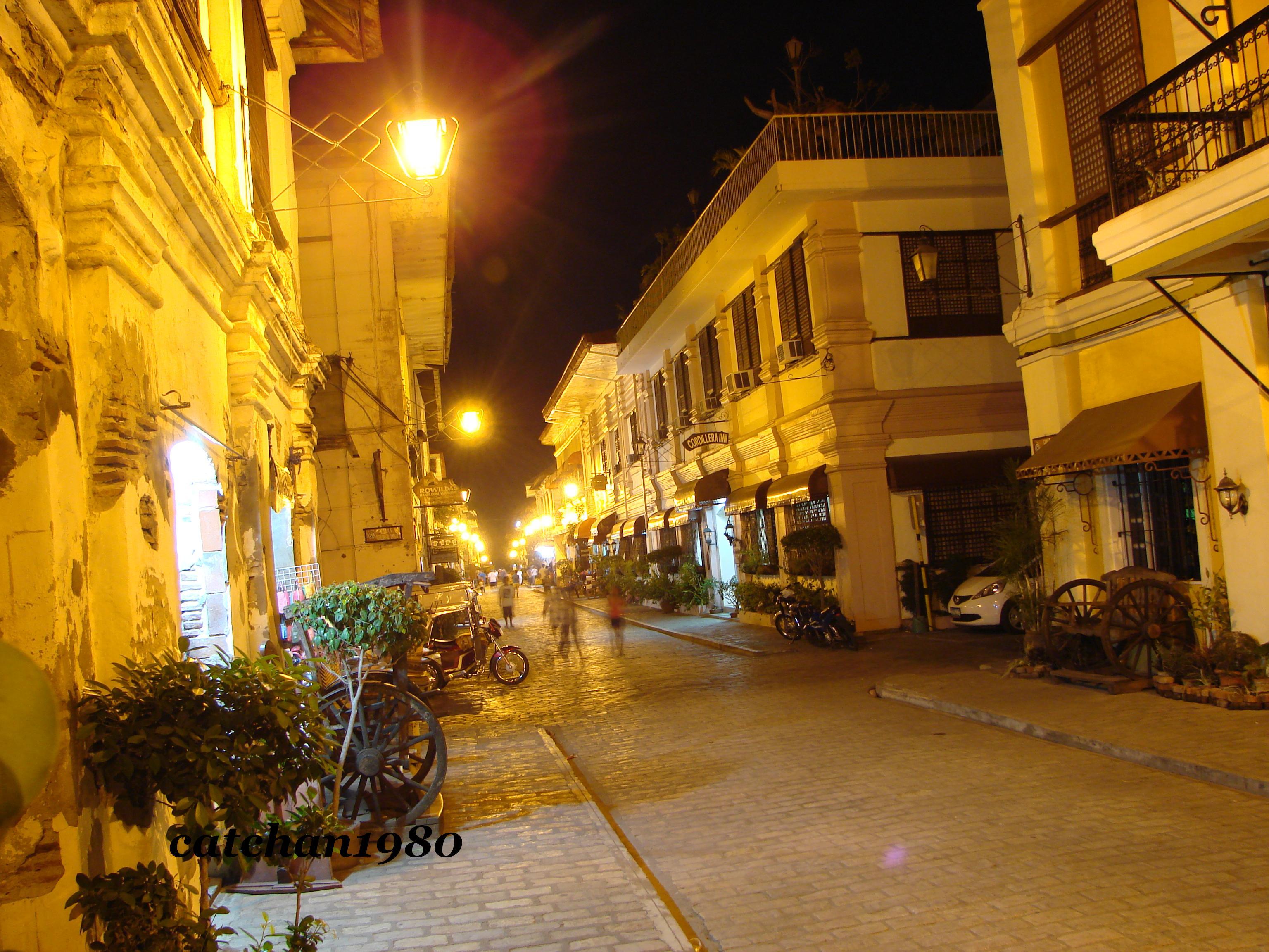 Viva Vigan: Calle Mena Crisologo
